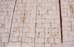 Square Edge Slats