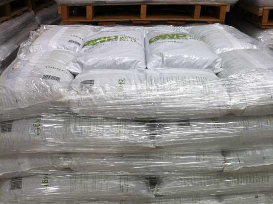 WOOD PELLETS (47 bags)