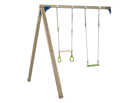 Pressure Treated Swing Set
