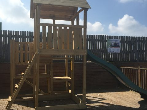 OUTDOOR PLAY EQUIPMENT PENTHOUSE