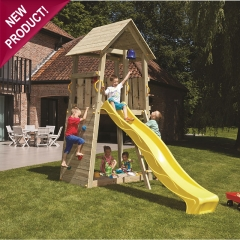 OUTDOOR PLAY EQUIPMENT BELVEDERE
