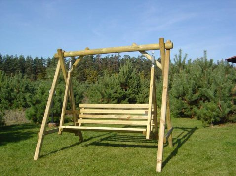 Albin Swing Set