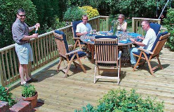 IMPORTED DECKING