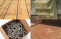 ALL INCLUSIVE DECK KITS